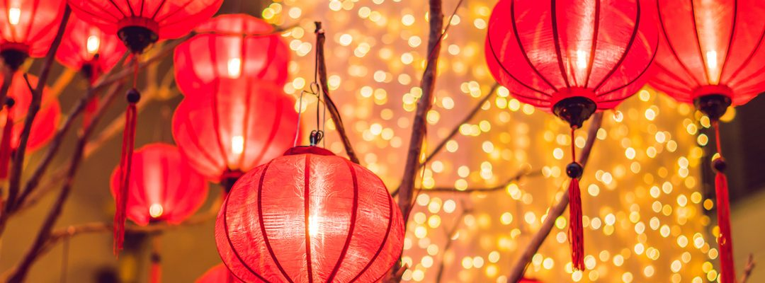 Happy Chinese New Year 2019 – Year of the Golden Earth Pig