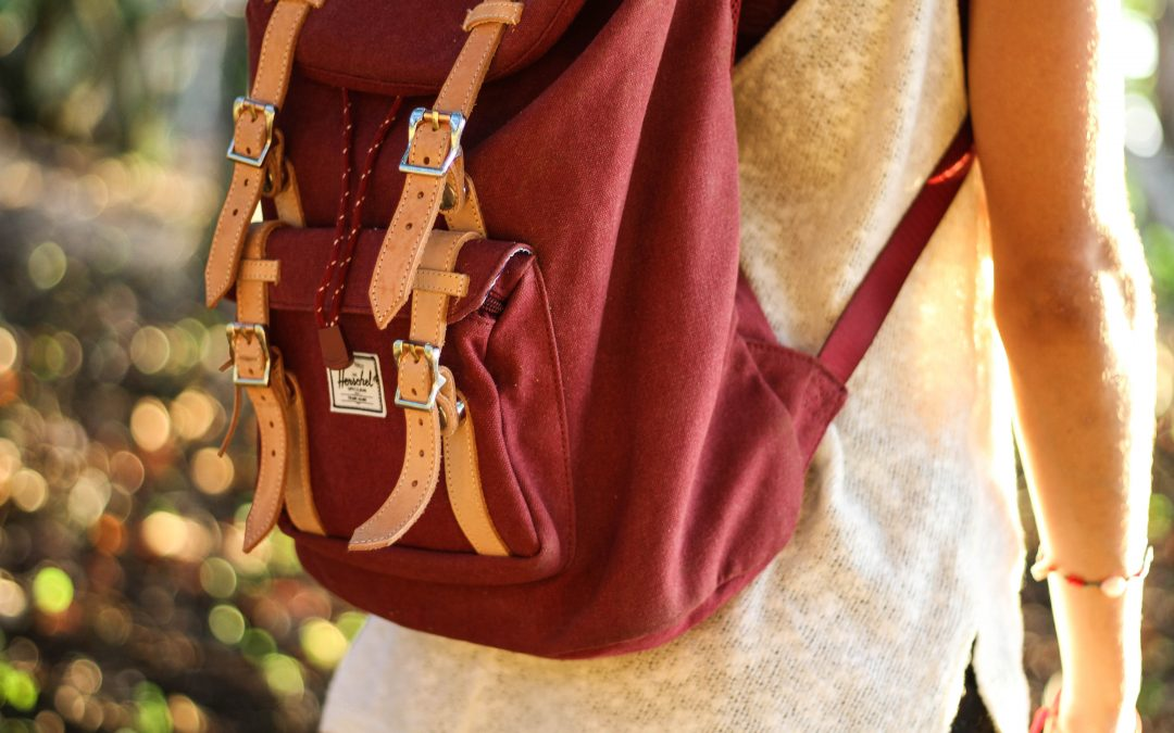 Achieving Balance: on Backpacks, Bedrest and a Bounty of Health Tips
